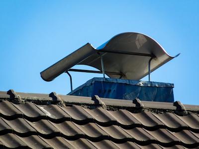 Bleche für Dach und Wand
